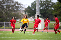 Kadena HS Soccer April 27th